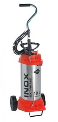 Inox Extreme 10l saválló, gurulós